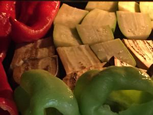 Fırında Kızarmış Sebzeler 3